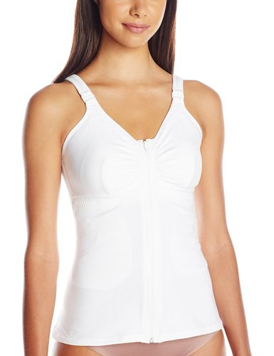 Amoena Women S Hannah Post Surgery Front Close Camisole